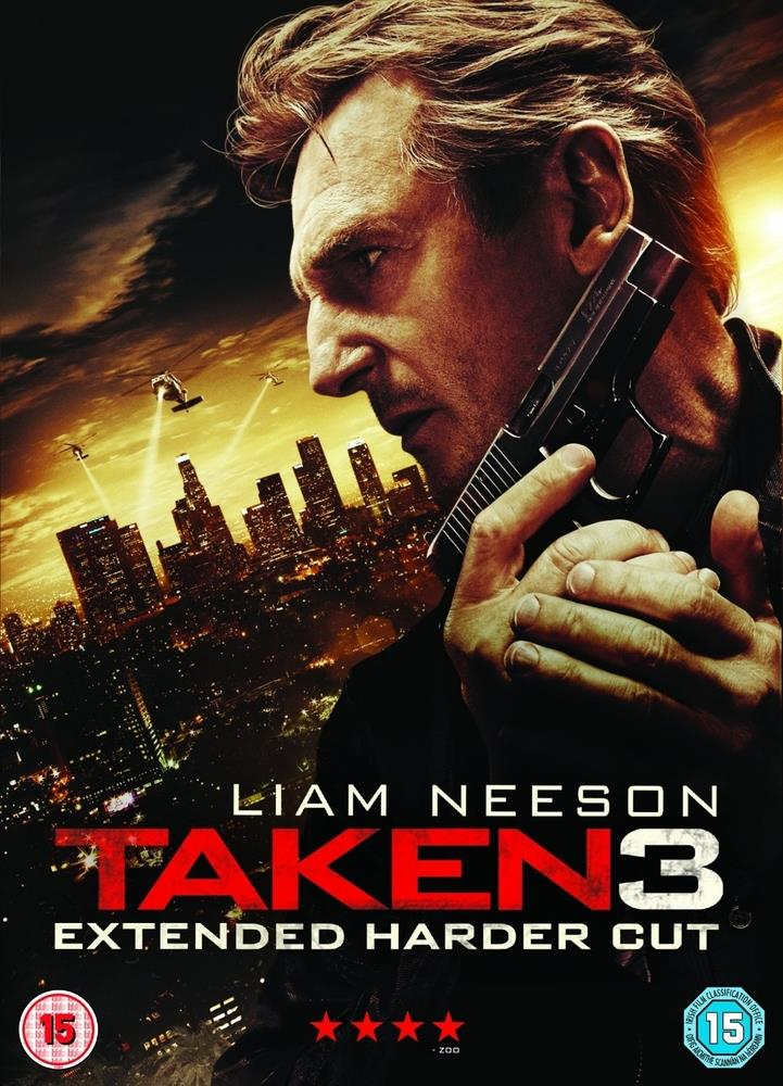 Picture of Taken 3 DVD