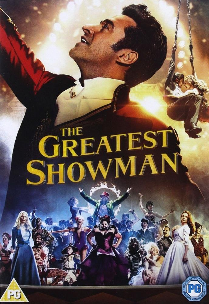 Picture of The Greatest Showman DVD