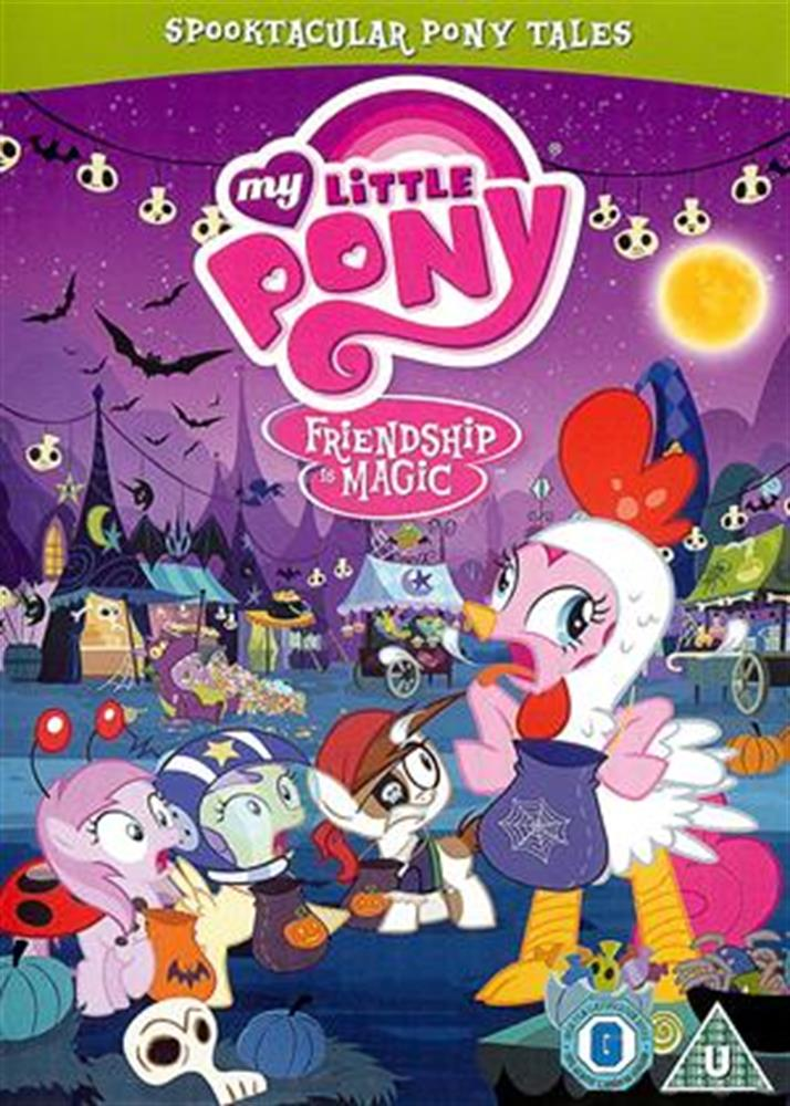 Picture of My Little Pony Friendship is Magic: Spooktacular DVD