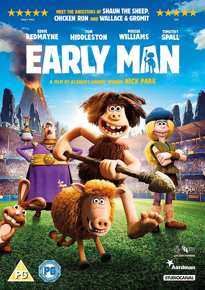 Picture of Early Man DVD