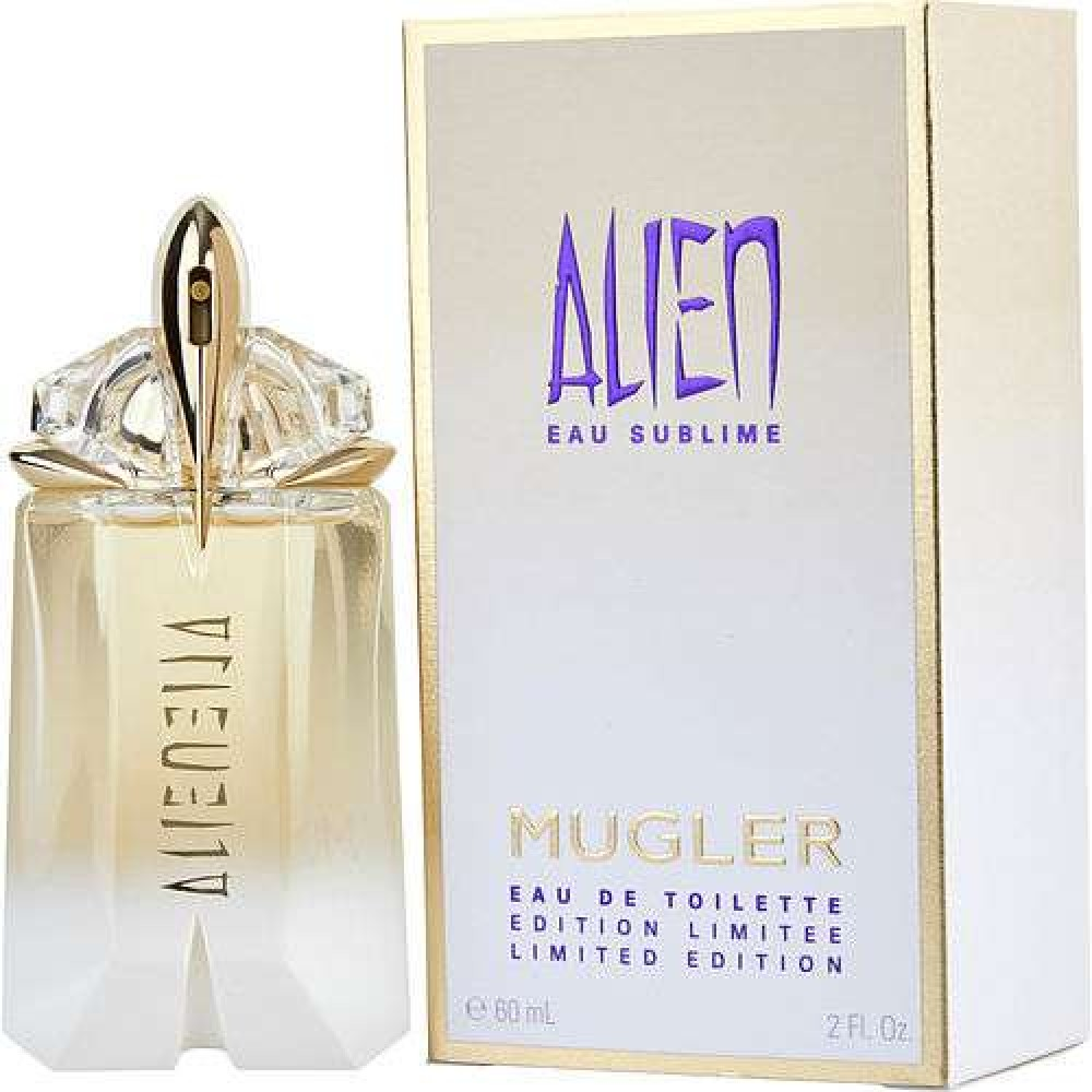 Picture of Mugler Alien eau Sublime 60ml EDT