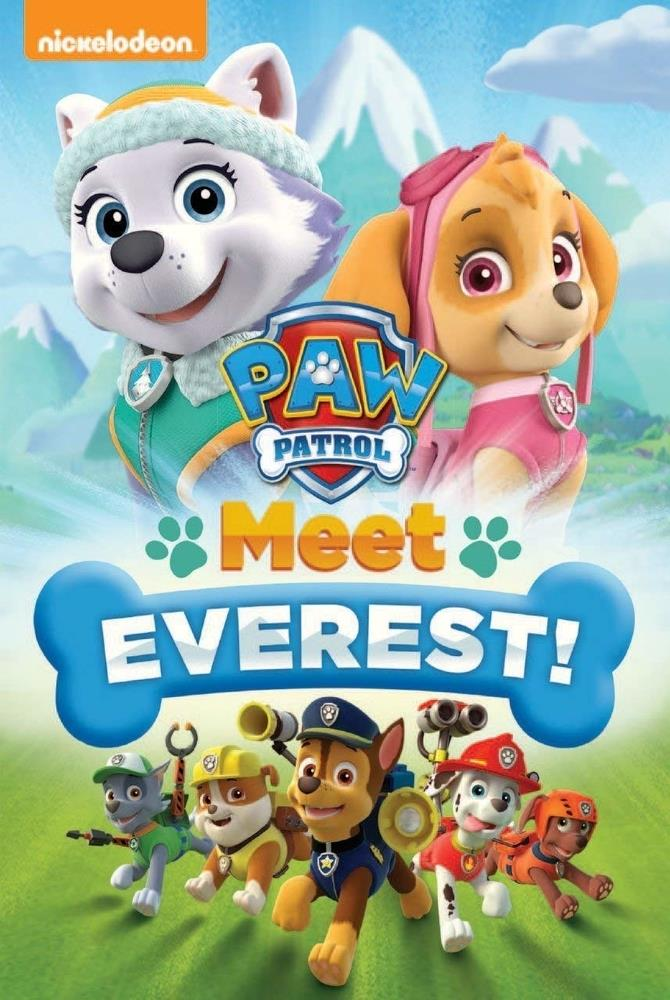 Picture of Paw Patrol Meet Everest DVD