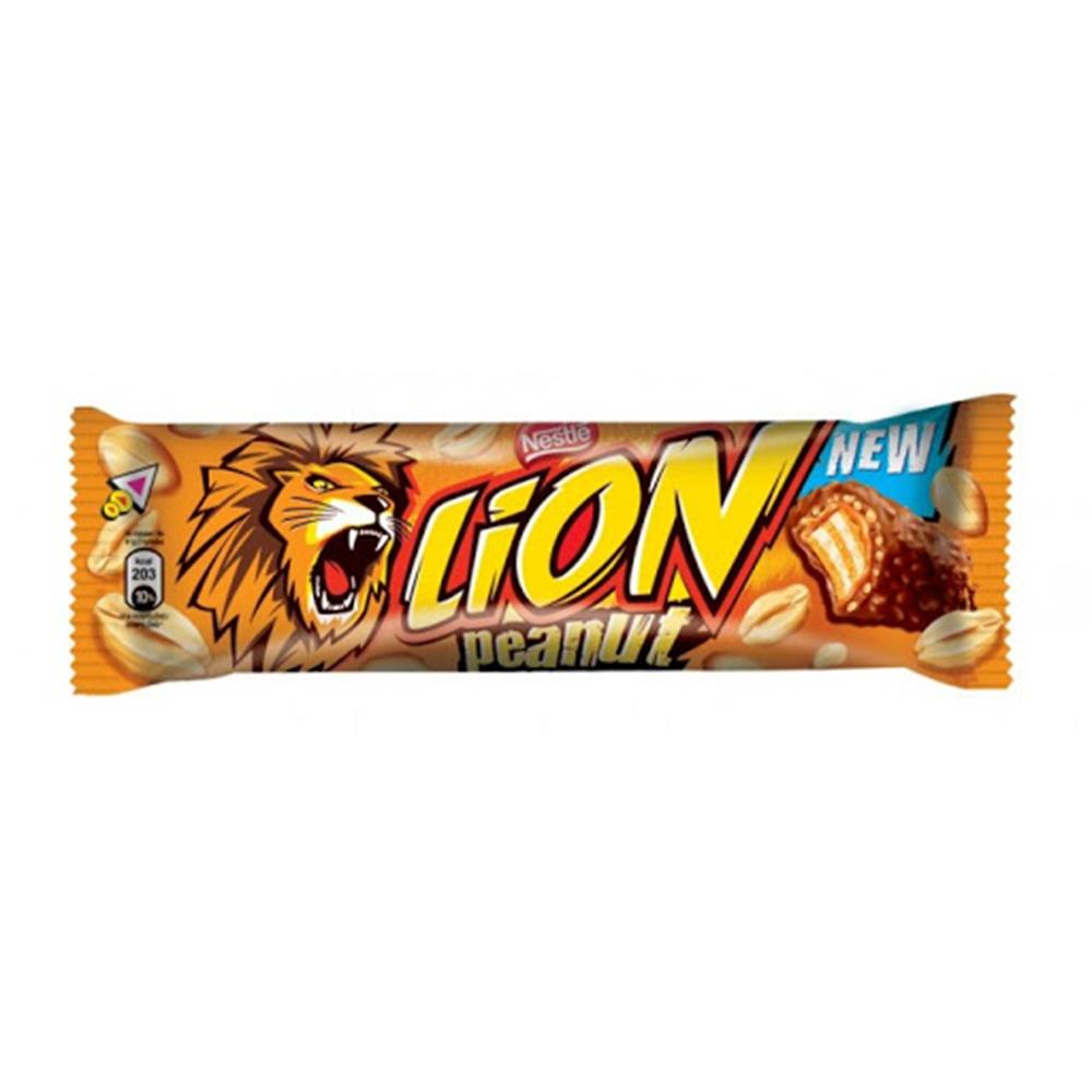 Picture of Lion Peanut Bar (40 x 40g Bars)