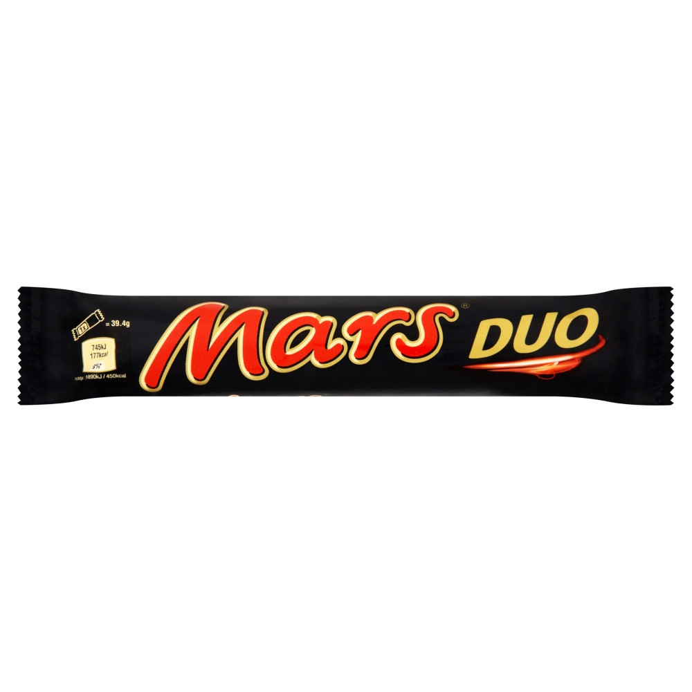 Picture of Mars Duo (32 x 78.8g Bars)