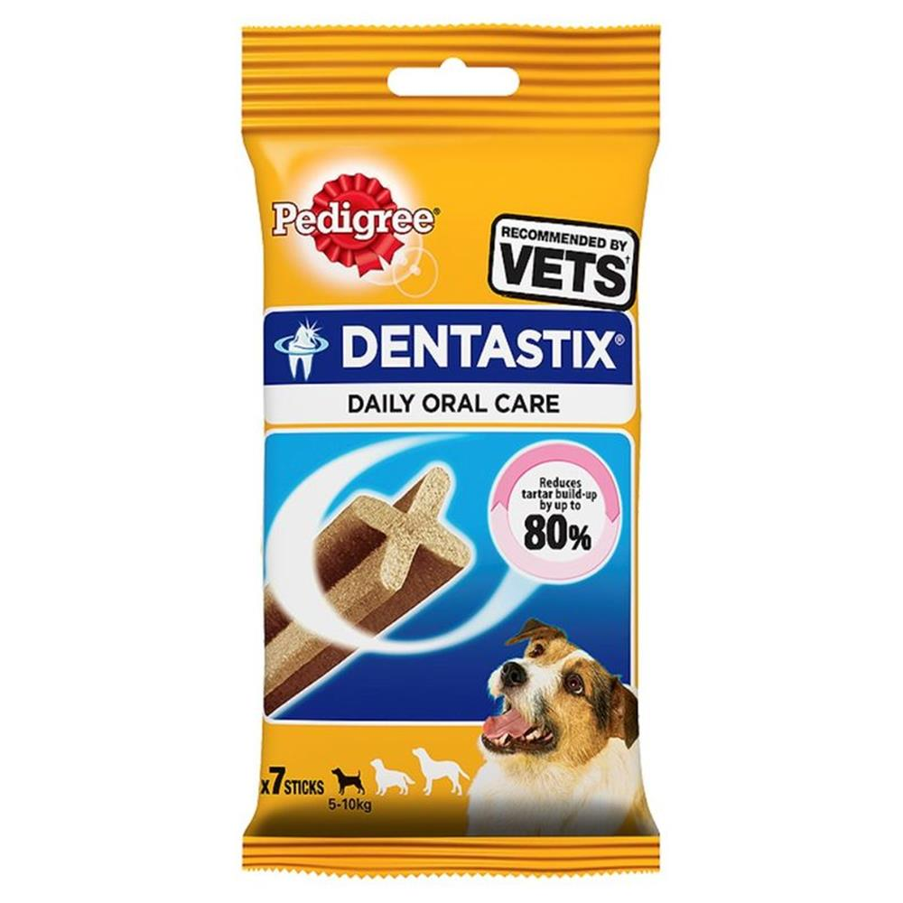Picture of Pedigree DentaStix (10 x 110g Packs)