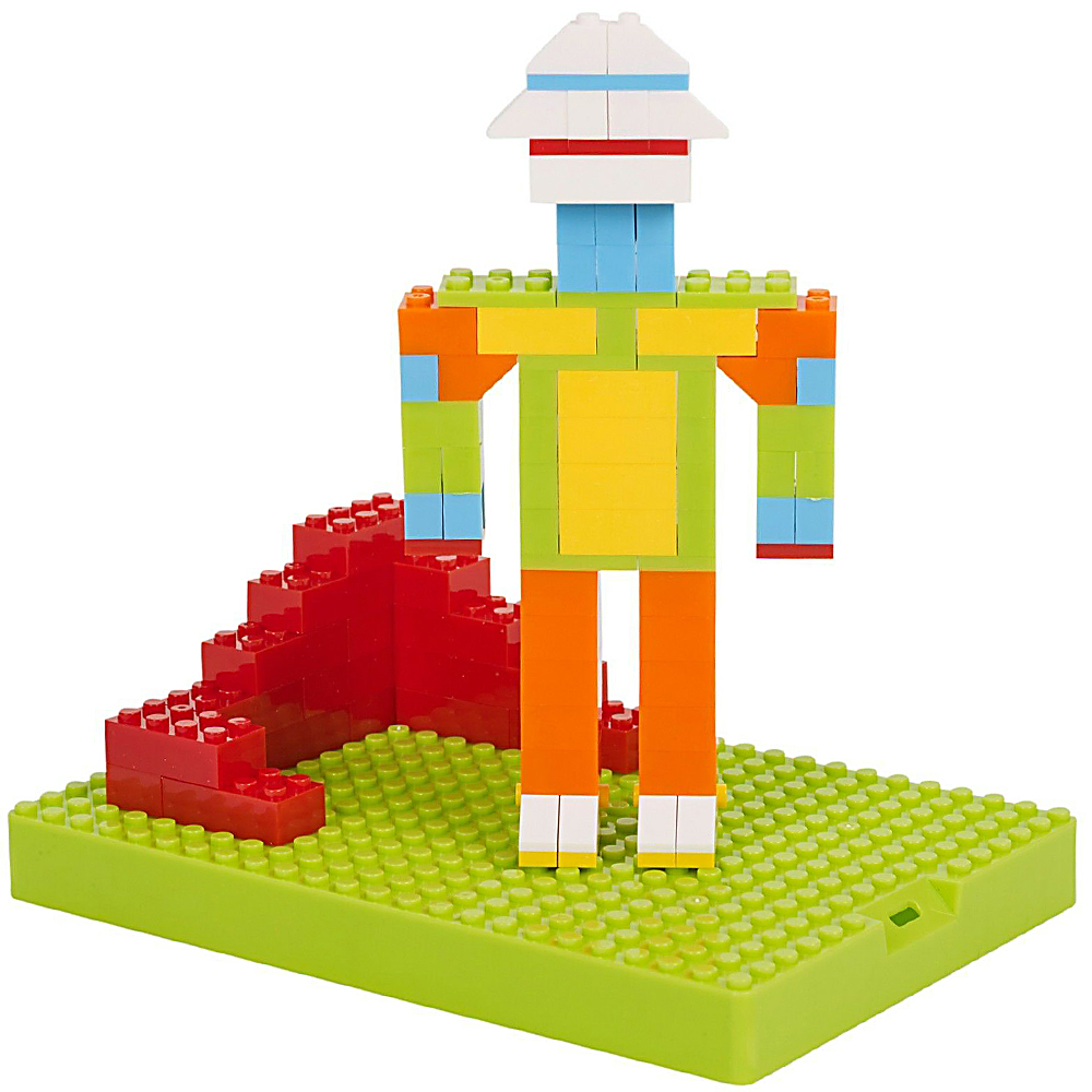 Picture of Block Tech Assorted Building Blocks Collection