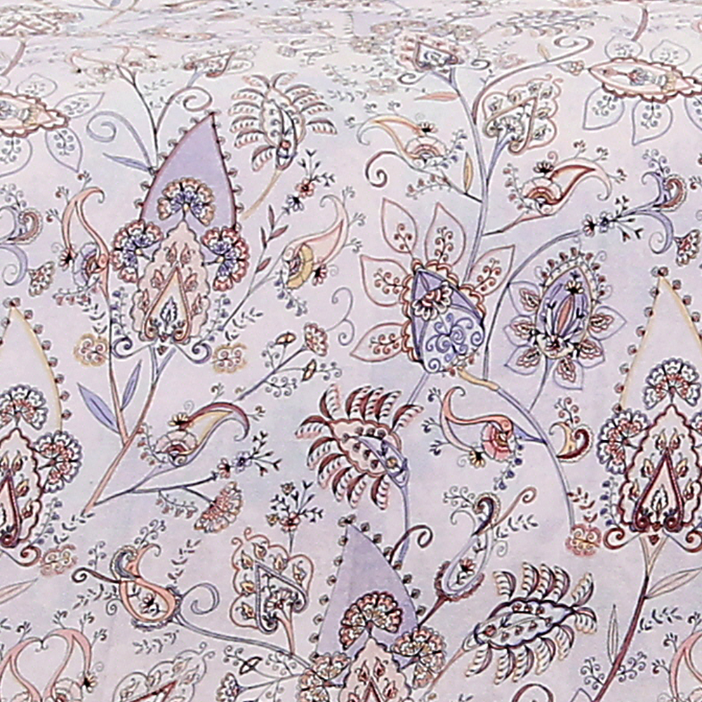 Picture of Home Collections: Paisley Printed Duvet Set