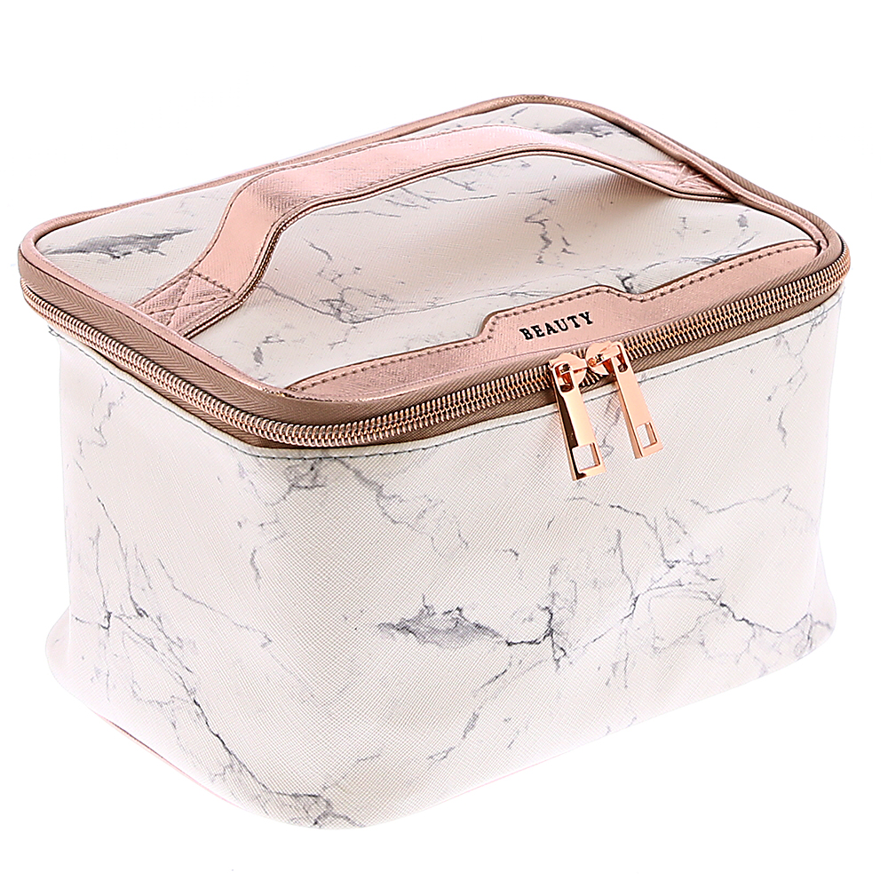 Picture of Beauty Marble Design Cosmetic Case
