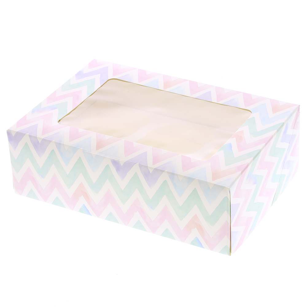 Picture of Jane Asher Cupcake Boxes (Case of 72 Boxes)