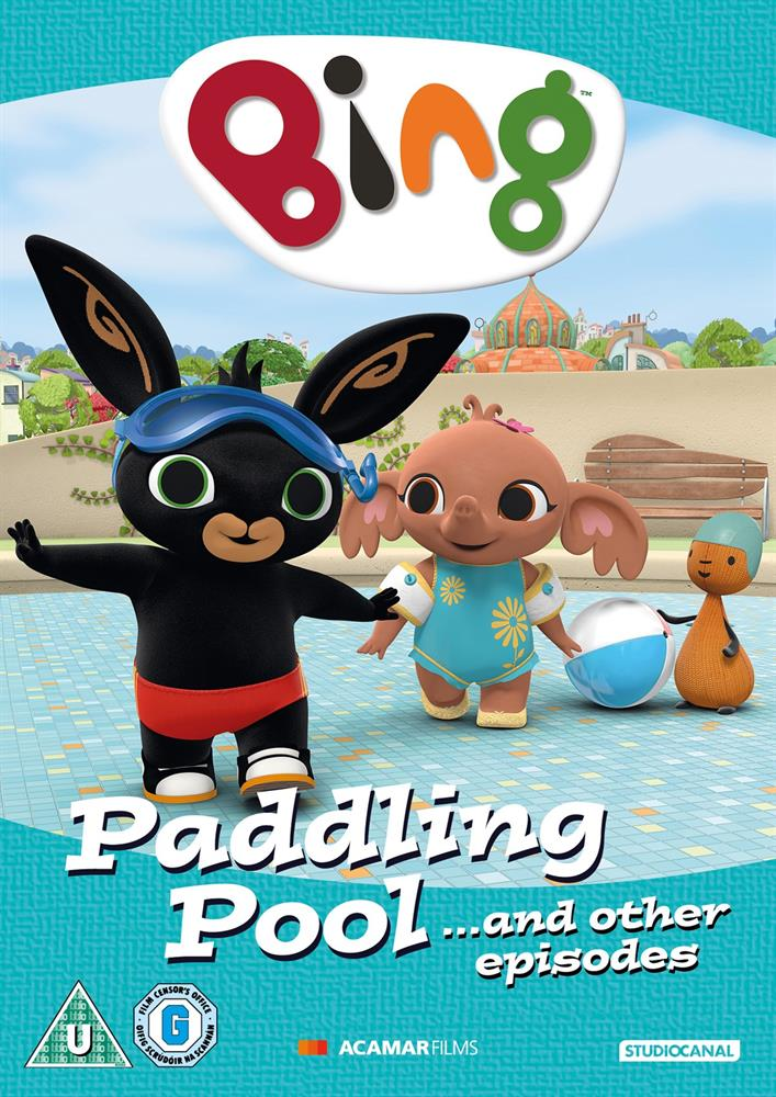 Picture of Bing: Paddling Pool & Other Episodes DVD