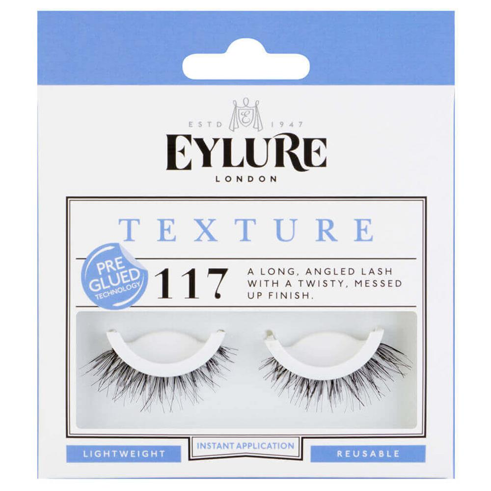 Picture of Eylure Pre-Glued Texture No 117 Lashes