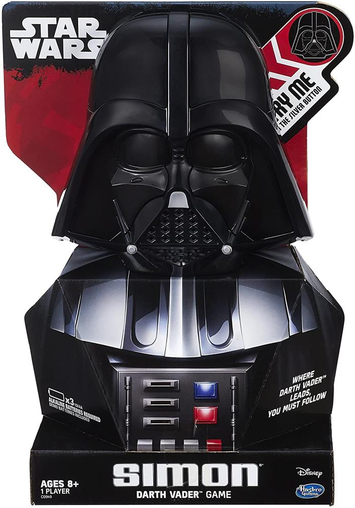 Picture of Star Wars: Darth Vader Simon Game