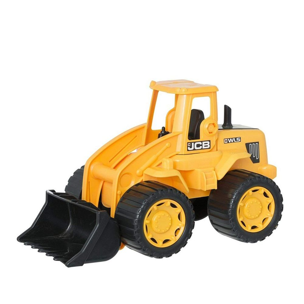 Picture of JCB Tractor: Wheeled Loader/Dumptruck