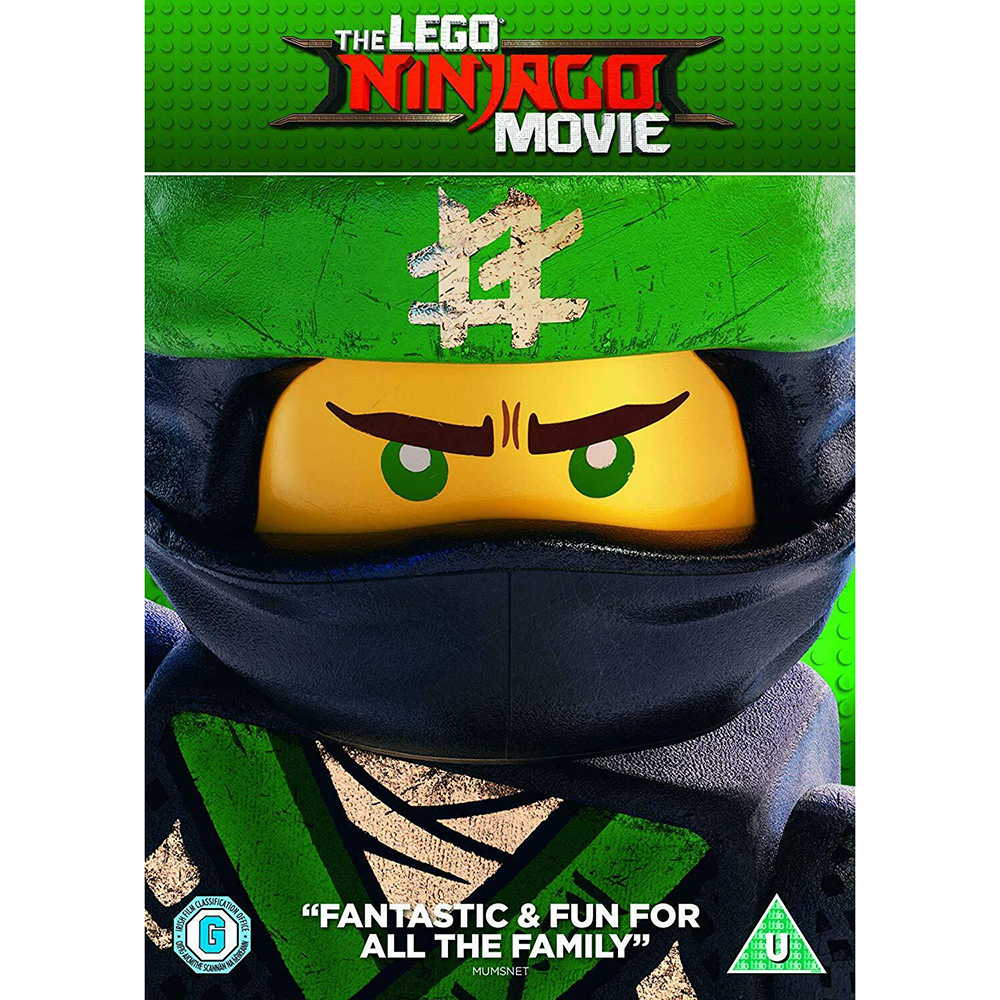 Picture of The LEGO Ninjago Movie DVD