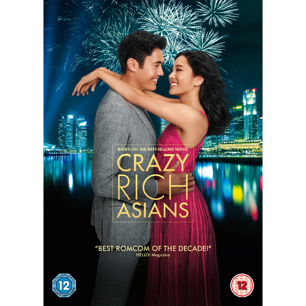 Picture of Crazy Rich Asians DVD