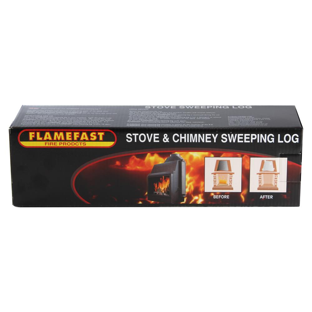 Picture of Flamefast Stove & Chimney Sweeping Log (Case of 8)