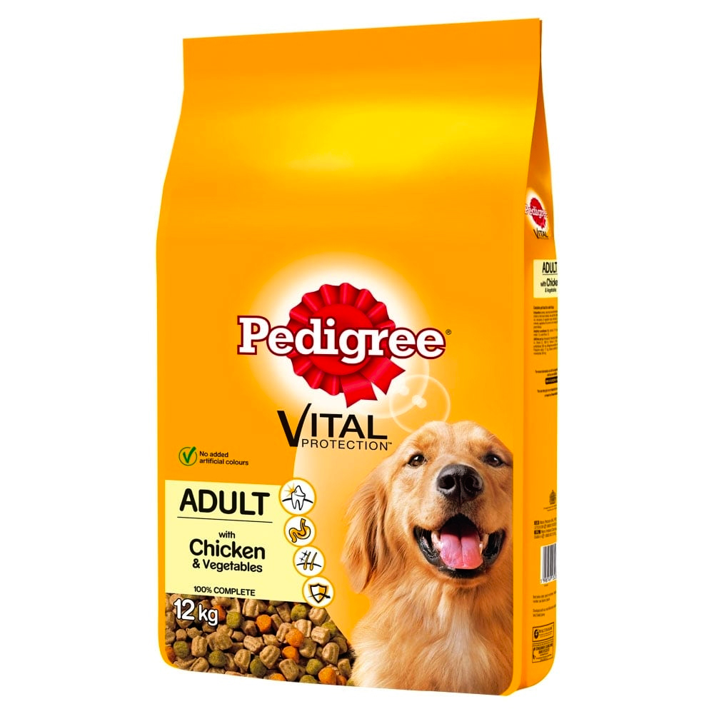 Picture of Pedigree Vital Protection Adult: Chicken (12kg)