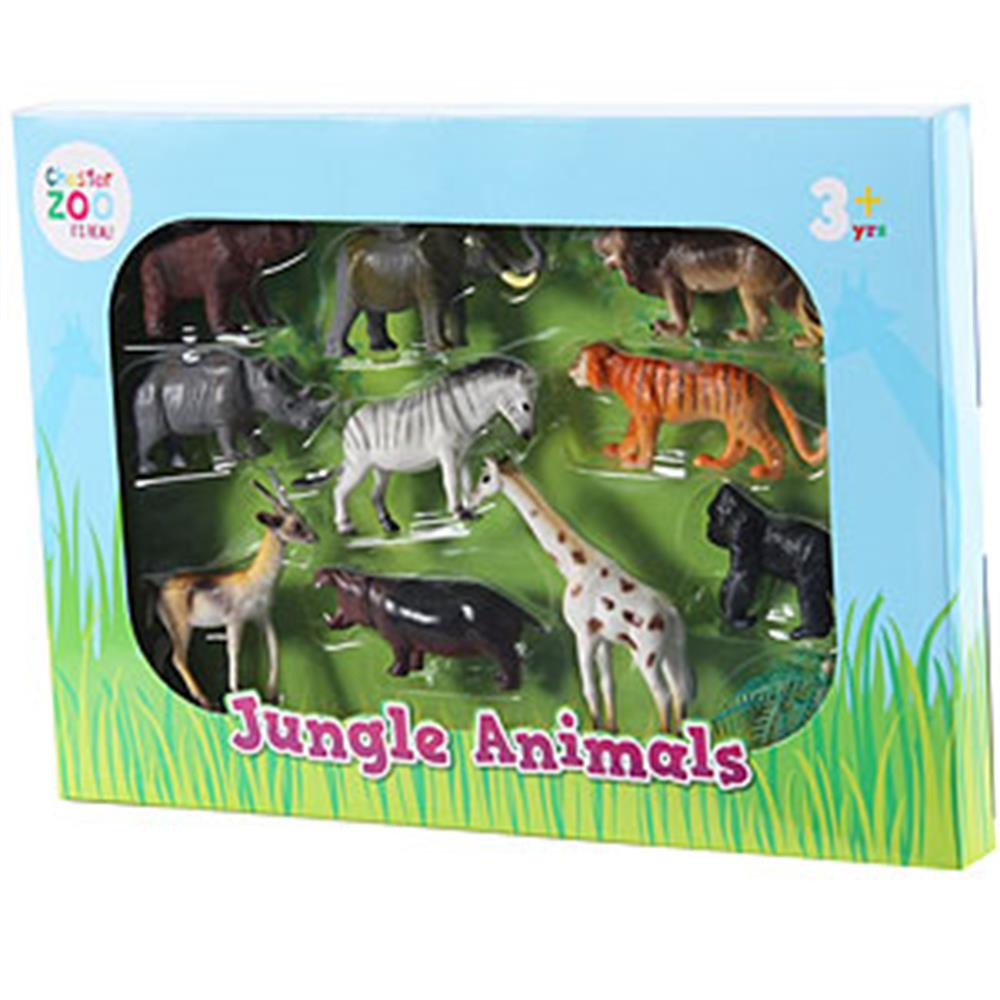 Picture of Chester Zoo Jungle Animals