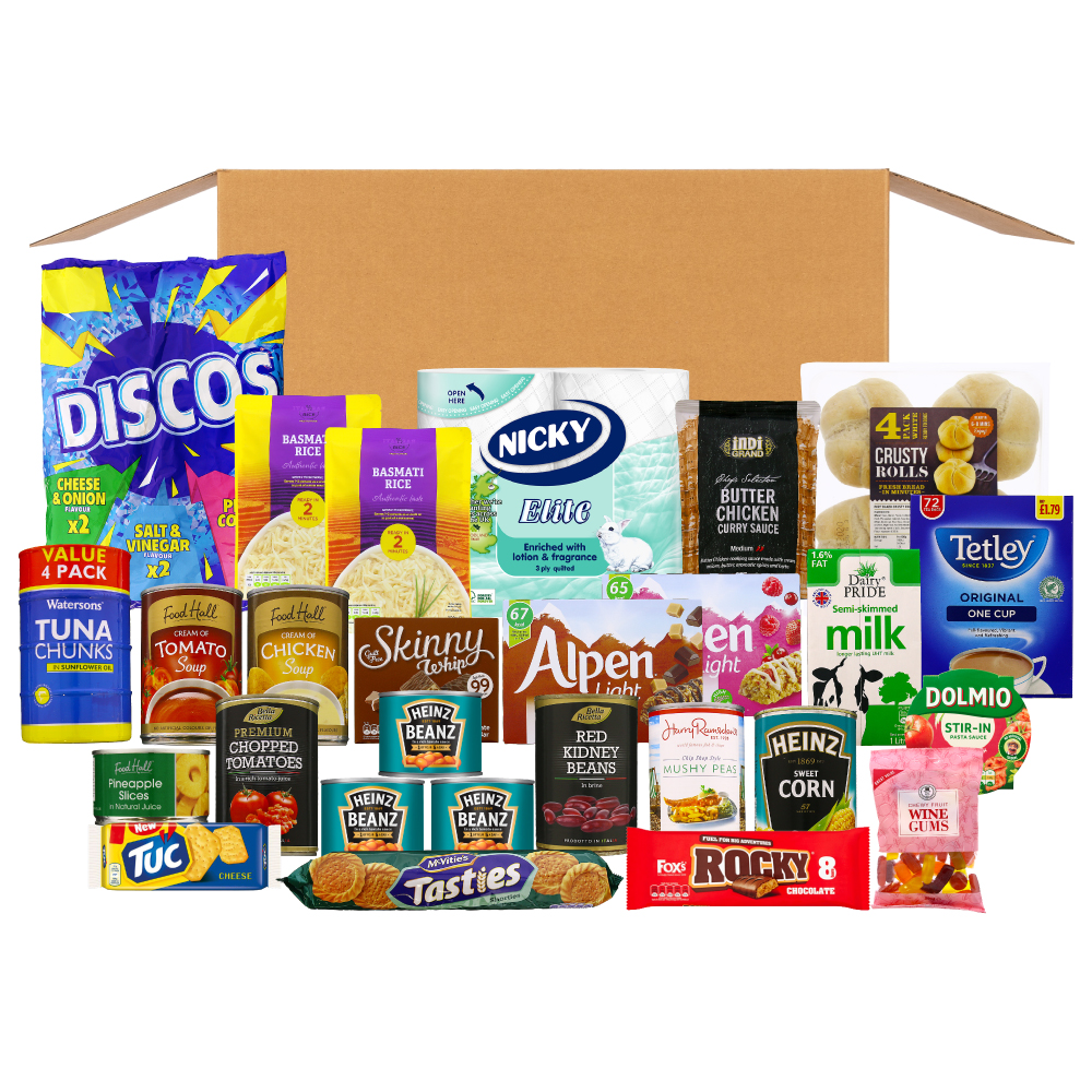 Picture of Essential Food Box (Delivery Included)