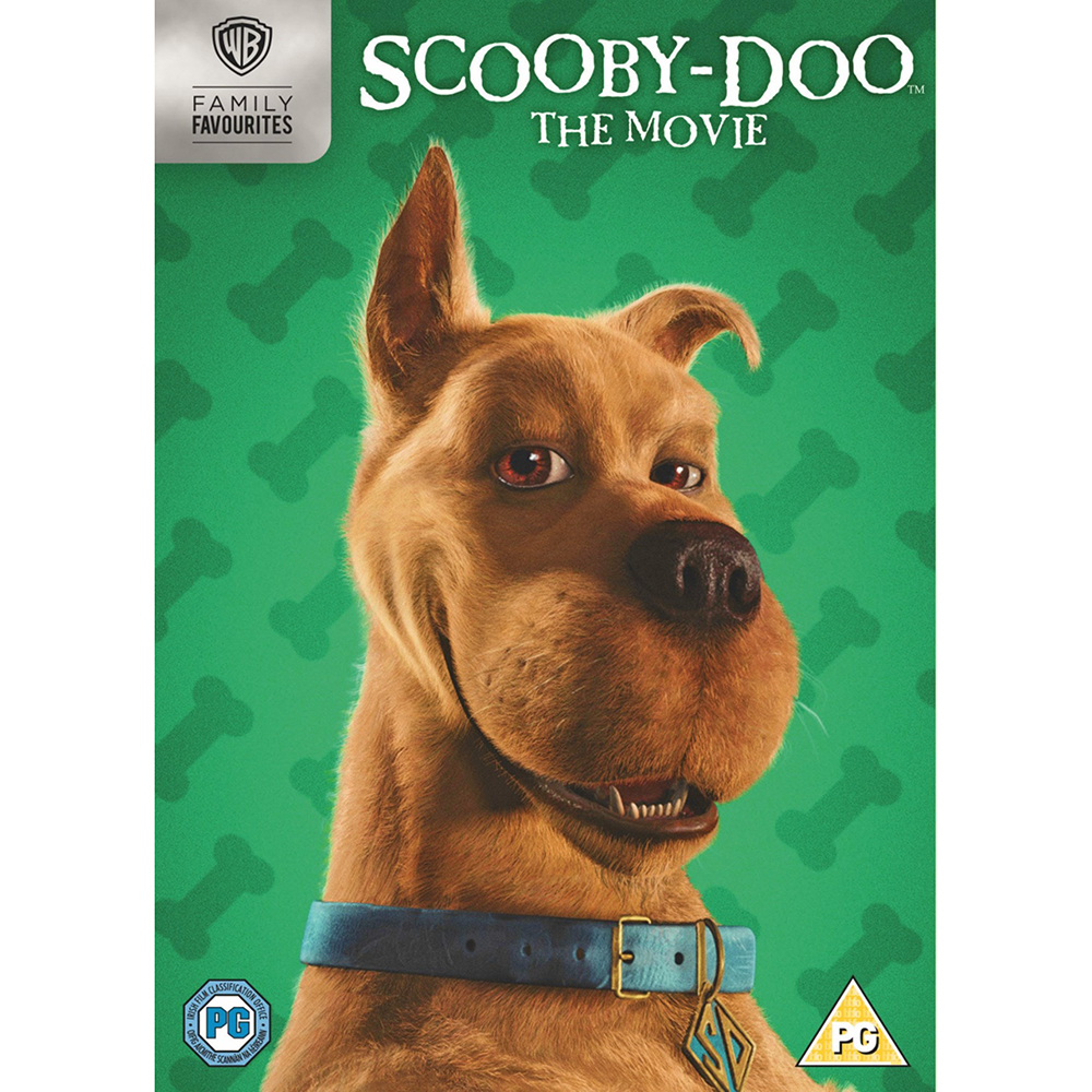 Picture of Scooby-Doo: The Movie DVD