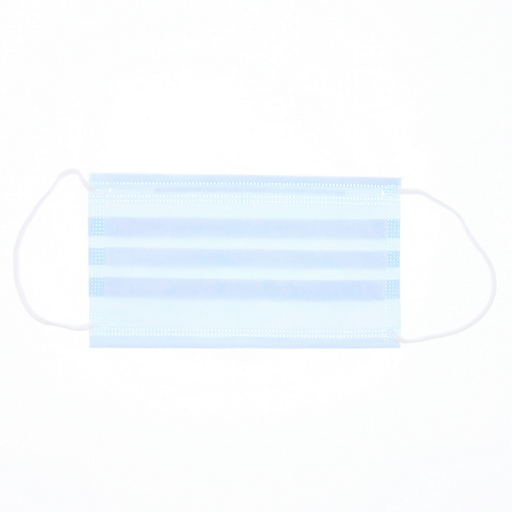 Picture of 6 Disposable Face Masks with Ear Loop