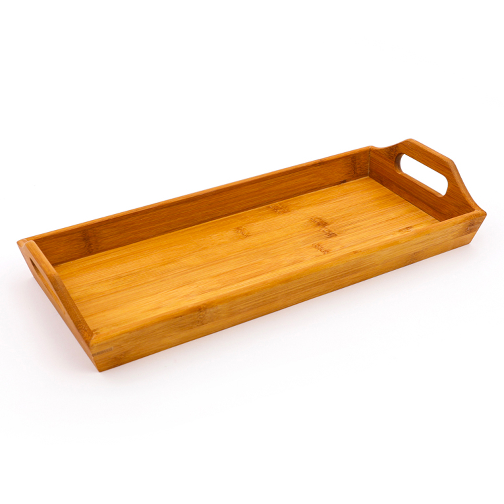 Picture of Home Collections Bamboo Tray