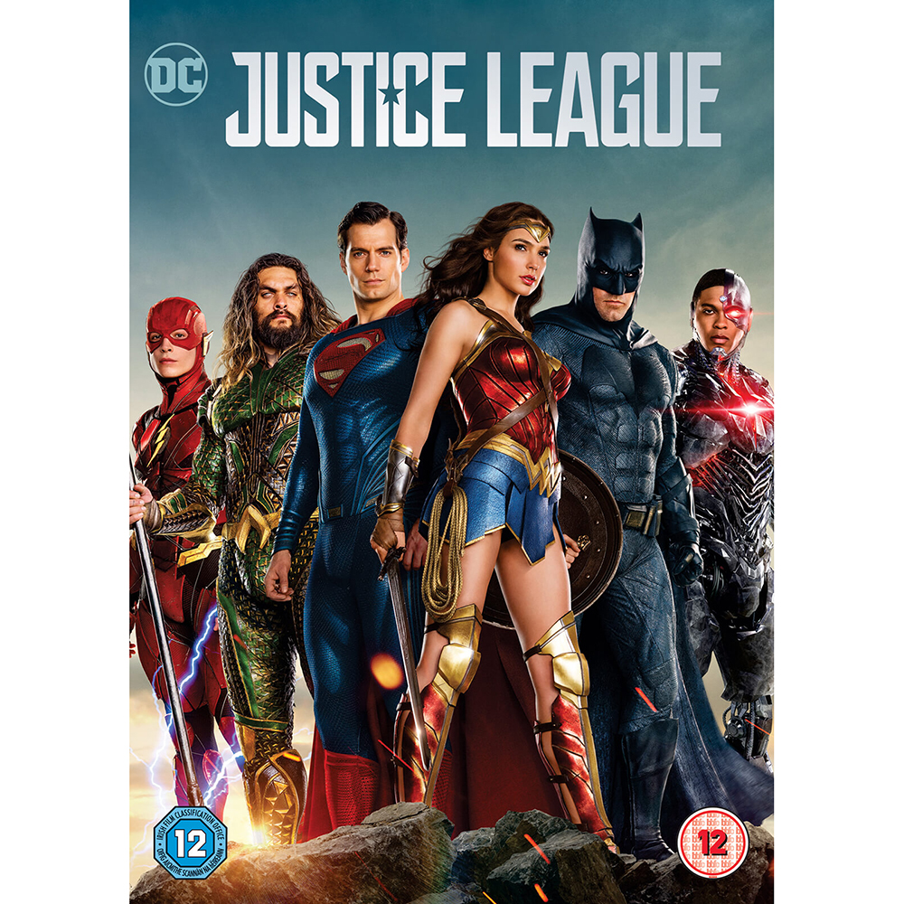 Picture of Justice League DVD