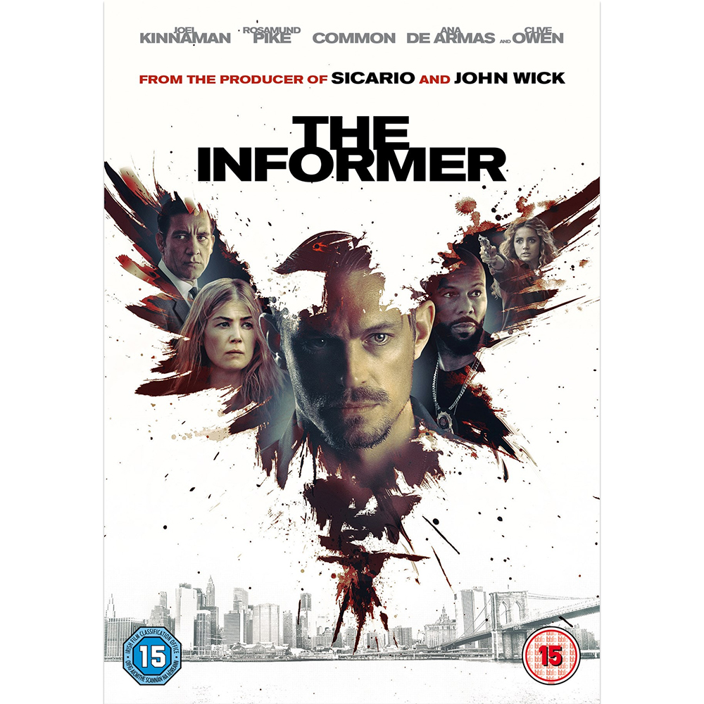 Picture of The Informer DVD