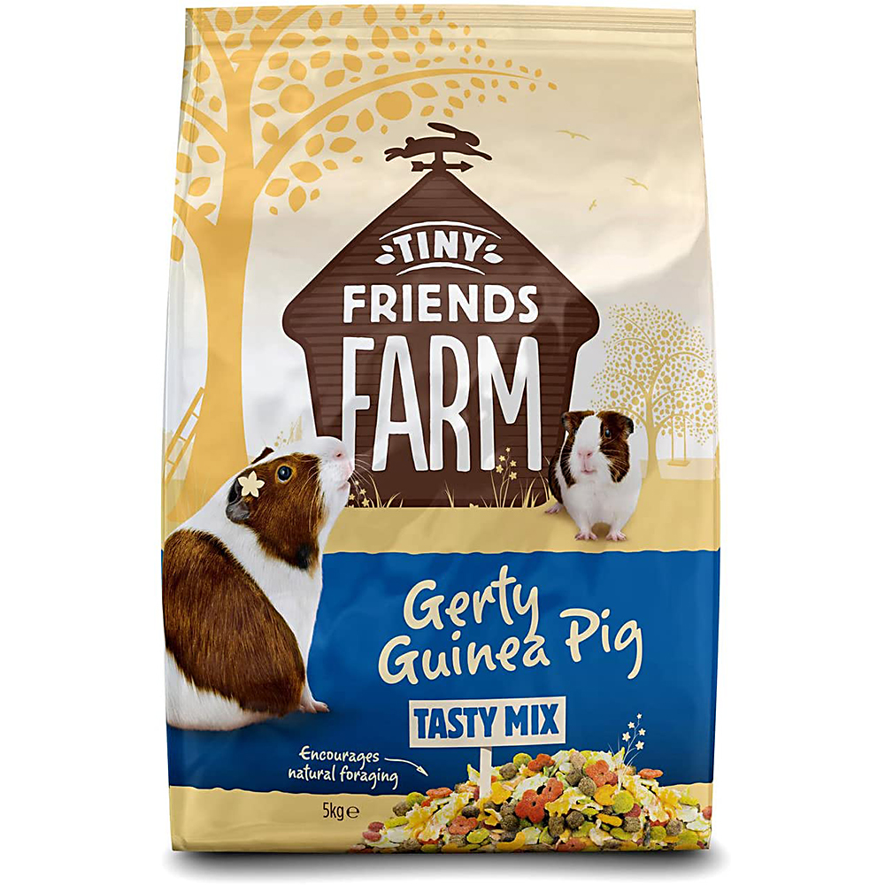 Picture of Tiny Friends Farm: Gerty Guinea Pig Mix (5kg)