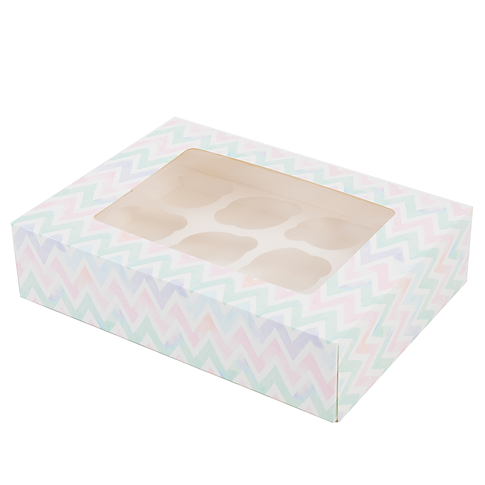 Picture of Jane Asher Cupcake Box (Case of 24)