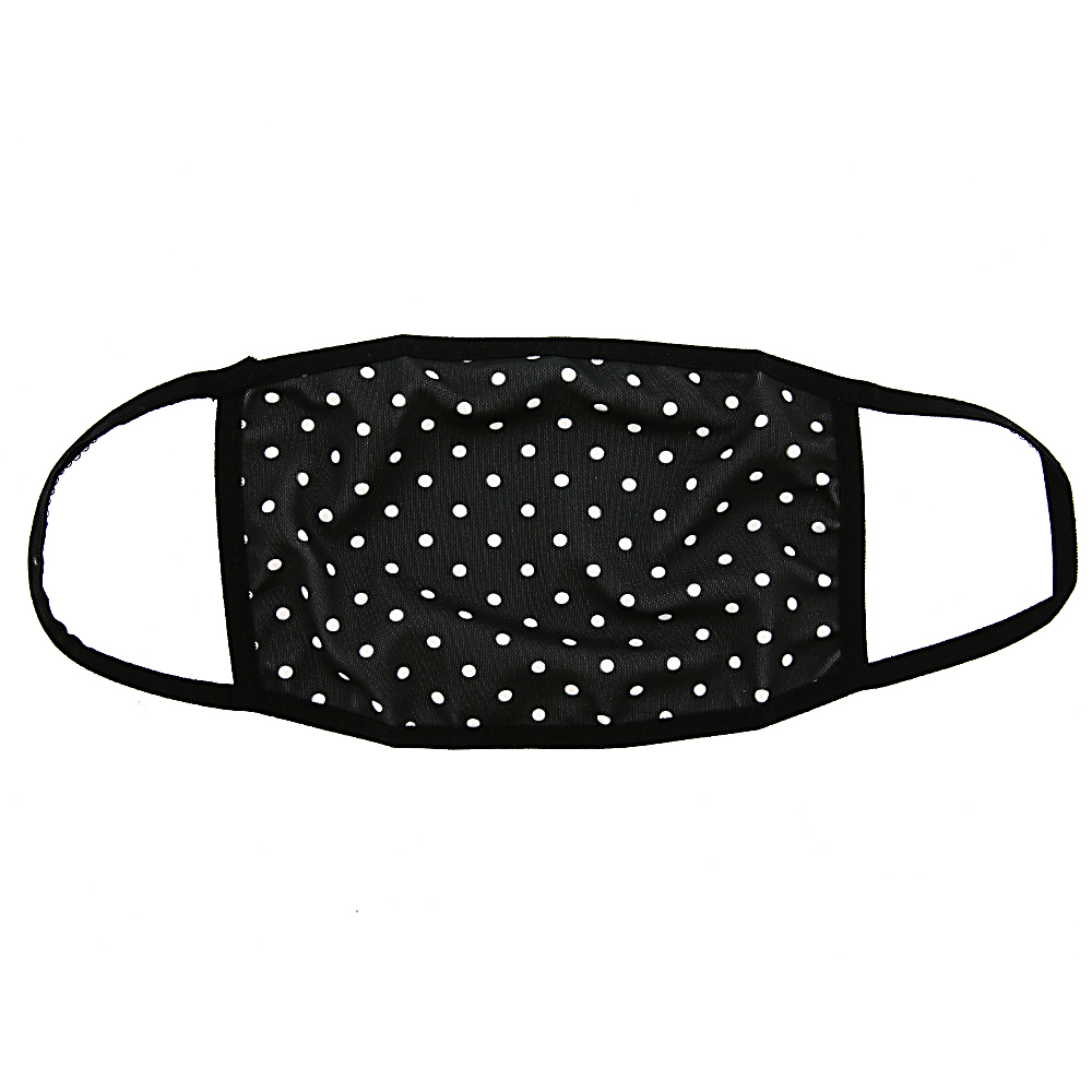 Picture of Adult Polka Dot Patterned Face Mask