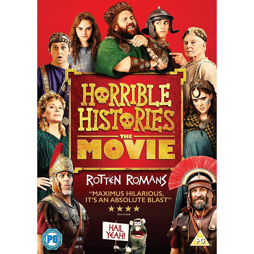 Picture of Horrible Histories Movie DVD