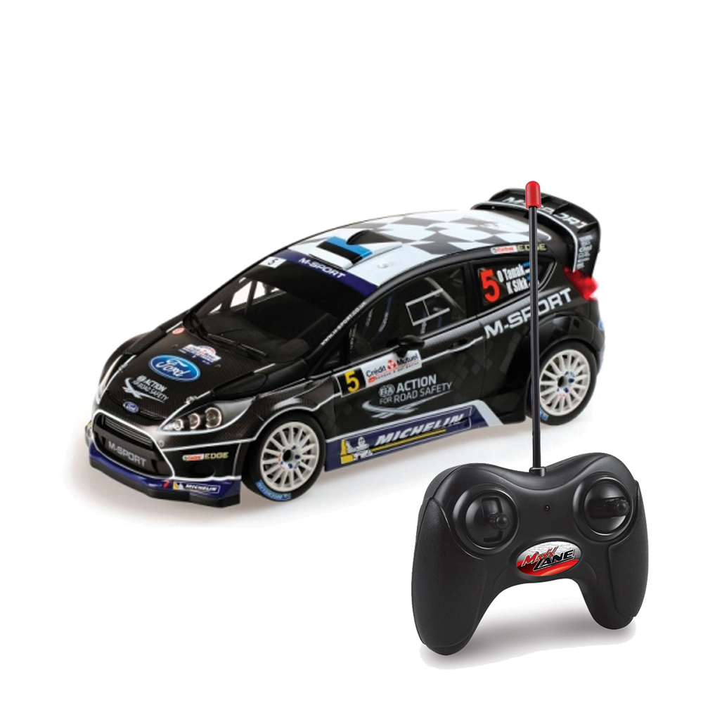 Picture of 2012 M-Sport Ford Fiesta RS WRC RC Car