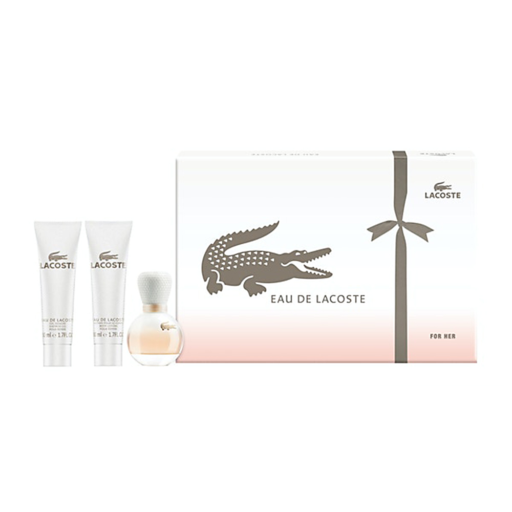 Picture of Lacoste Eau De Lacoste Gift Set For Her