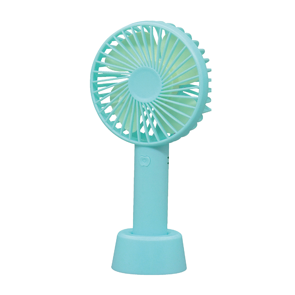 Picture of Accelerate Handheld Rechargable Fan with Base