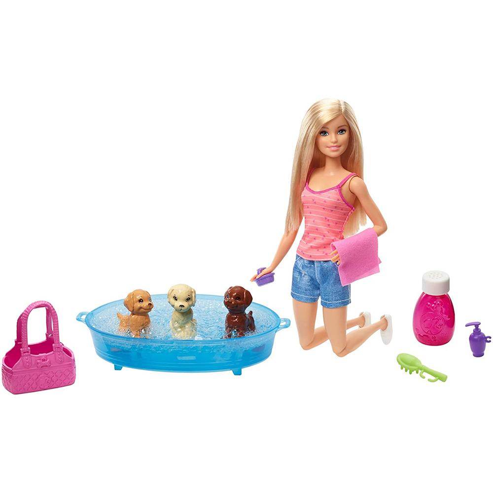 Picture of Barbie Doll & Accessories