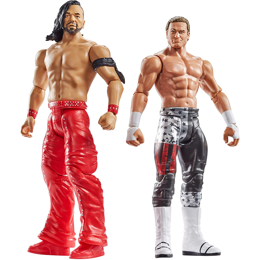 Picture of WWE Battle Figures (Set of 2)