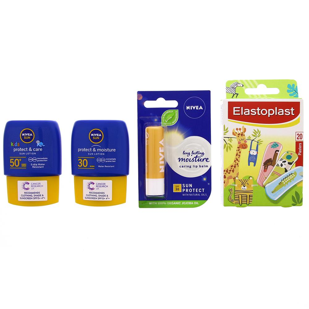 Picture of Nivea Sun: Family Day Out Essentials Kit
