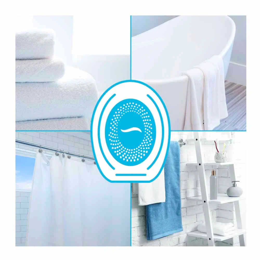 Picture of Febreze Bathroom Air Freshener: Cotton Fresh (5 x Twin Pack)
