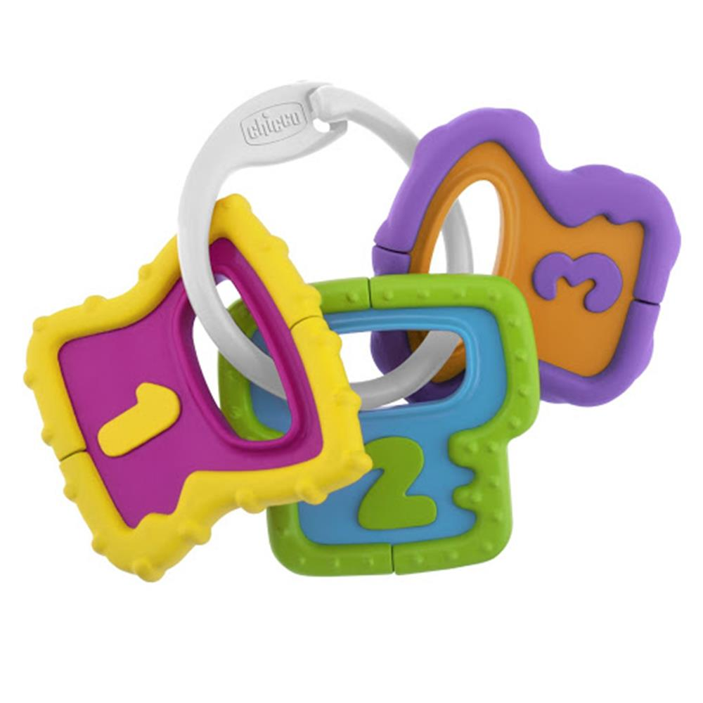 Picture of Chicco Easy Grasp Keys