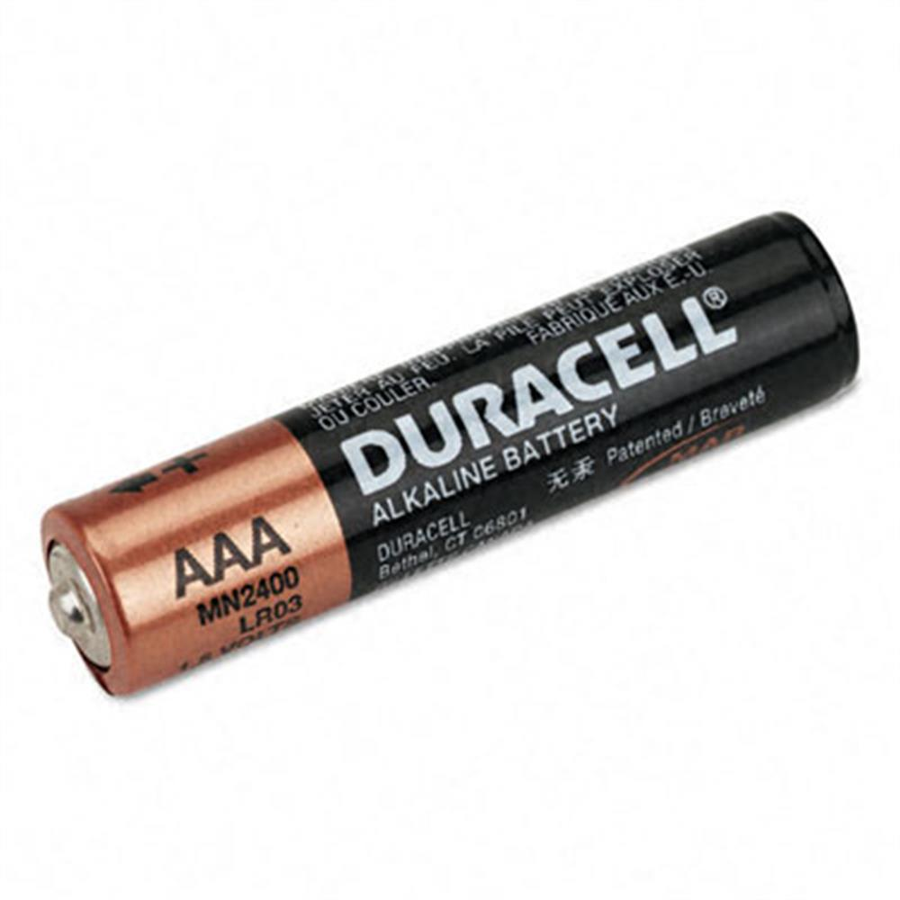 Picture of Duracell AAA Batteries (4 Pack)