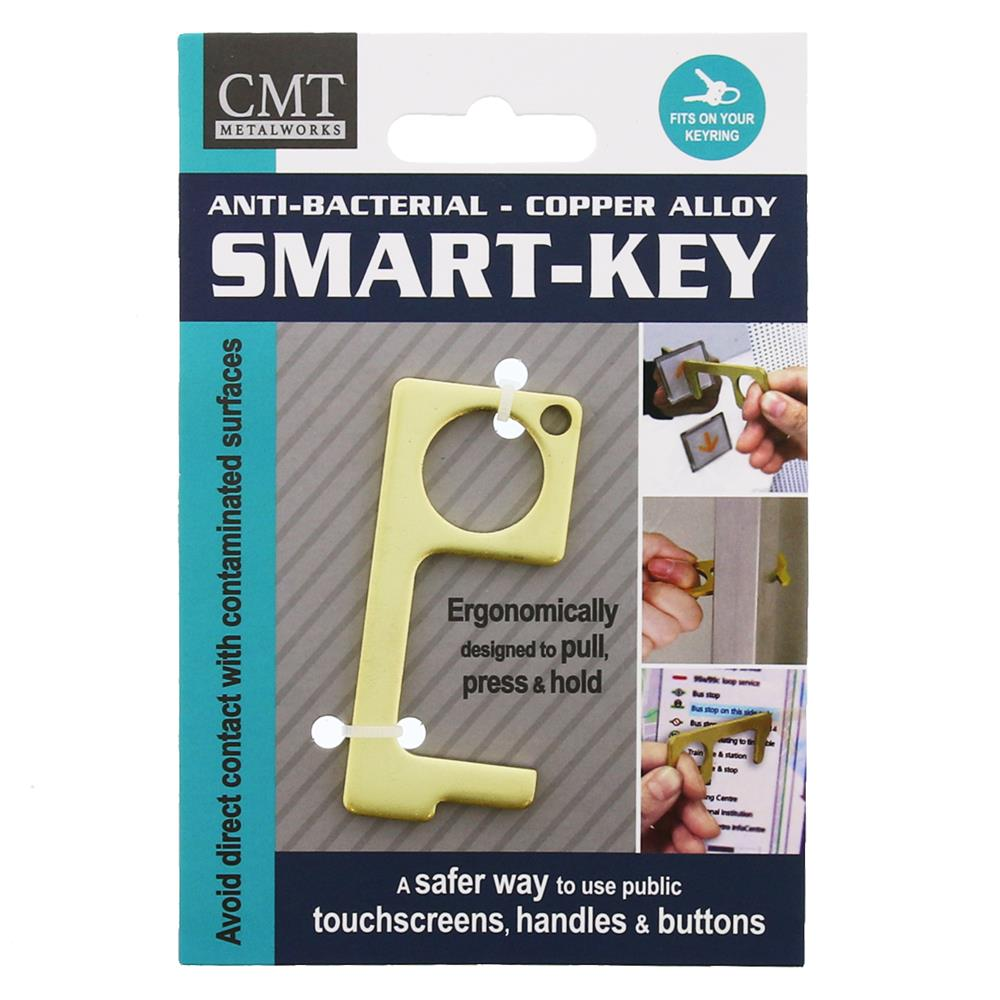 Picture of Anti-Bacterial Copper Alloy Smart-Key