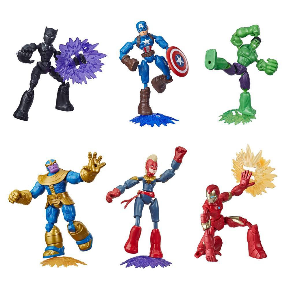 Picture of Marvel Avengers Bend & Flex Figure