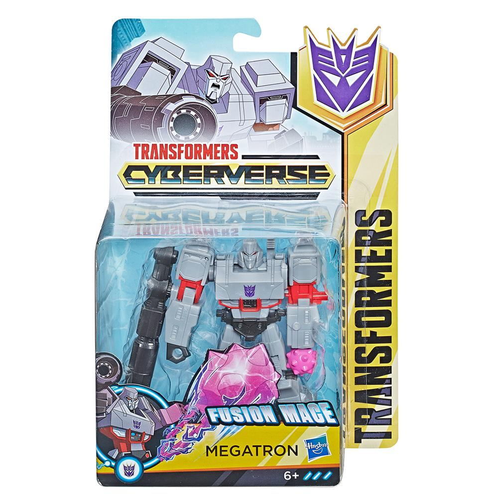 Picture of Transformers Cyberverse Figure