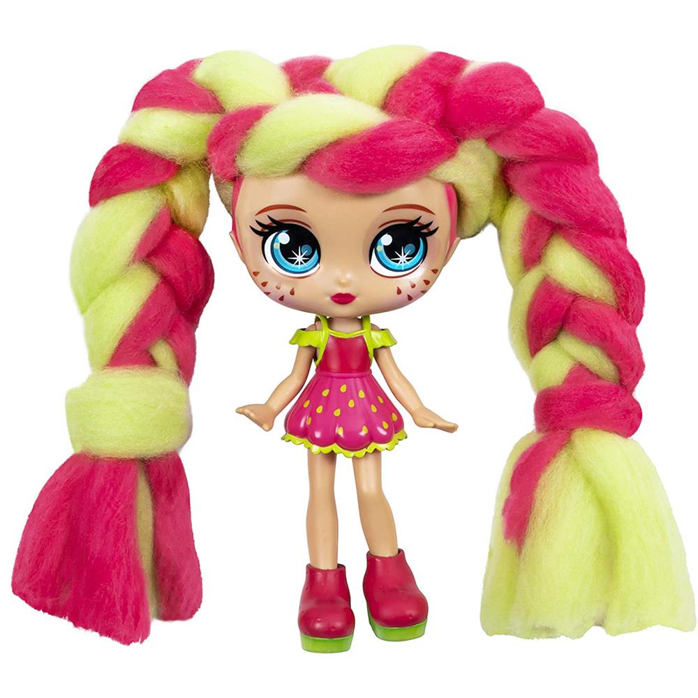 Picture of Candylocks Straw Mary Sugar Style Deluxe Scented Doll