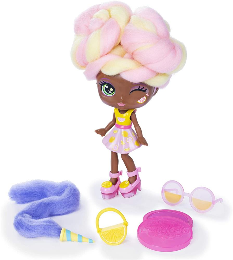 Picture of Candylocks Lacey Lemonade Sugar Style Deluxe Scented Doll