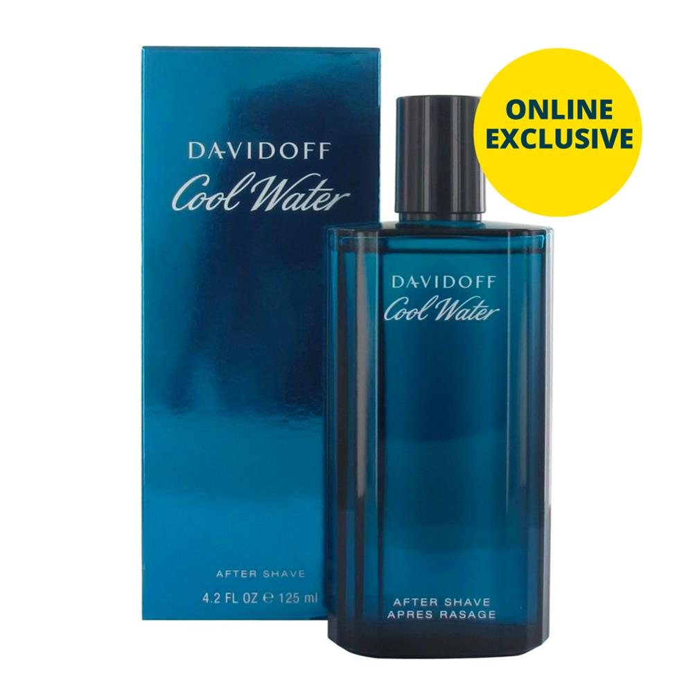 Picture of Davidoff Cool Water 125ml After Shave
