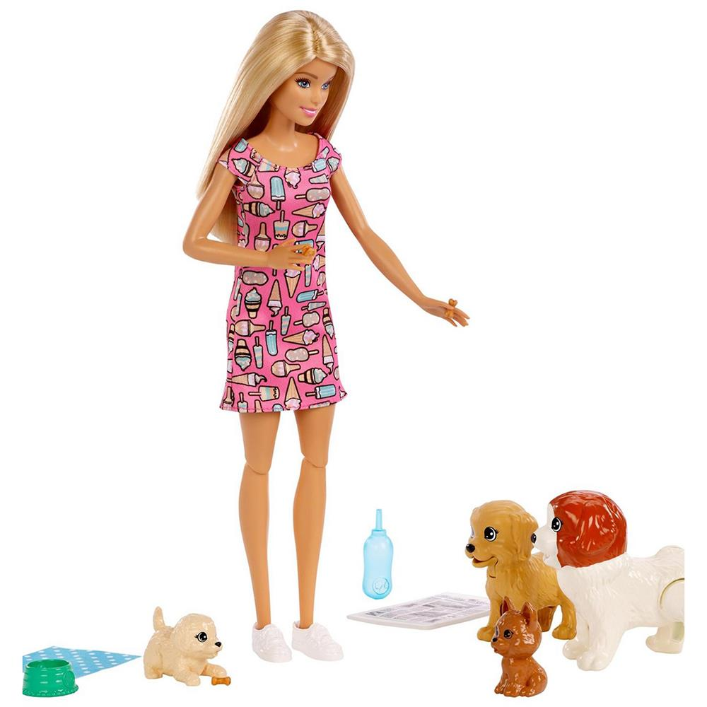 Picture of Barbie Doggy Daycare