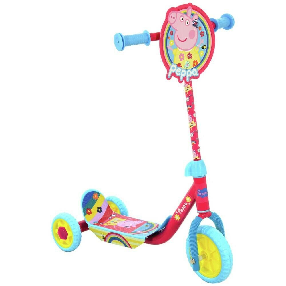 Picture of Peppa Pig: My First Tri-Scooter