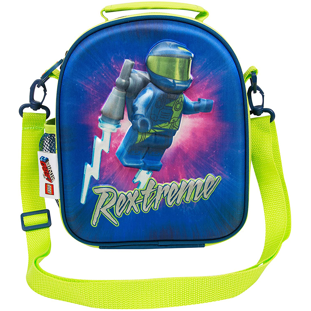 Picture of The LEGO Movie Lunch Backpack Bag